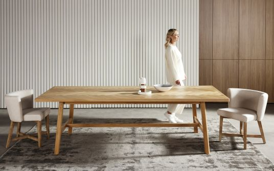 Maliante Timber Dining Table