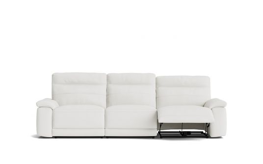Kylie 3 seat dual electric recliner