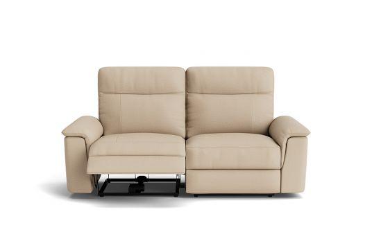 Julio 2.5 seat dual manual recliner
