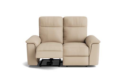 Julio 2 seat dual manual recliner