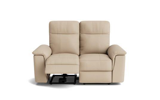 Julio 2 seat dual electric recliner