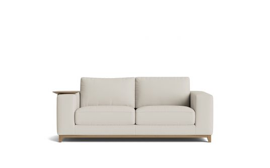 Toscano 2 seat + left side table
