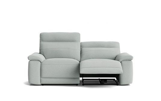Melinda 2.5 seat dual electric lay-flat recliner