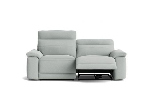 Melinda 2.5 seat dual electric recliner with lay flat (battery)