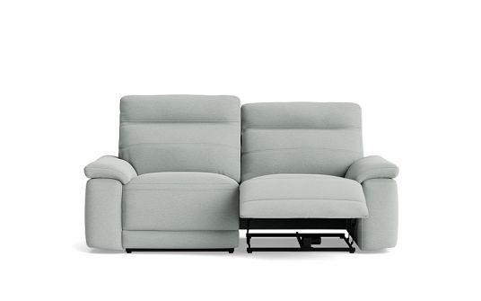 Melinda 2.5 seat dual manual recliner