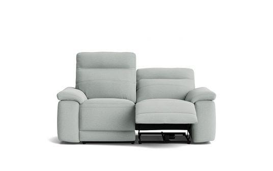 Melinda 2 seat dual lay flat electric recliners