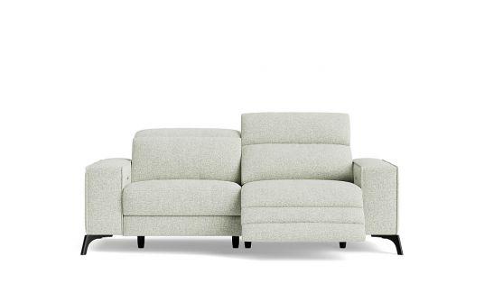 Luigi 2.5 seat dual electric recliner