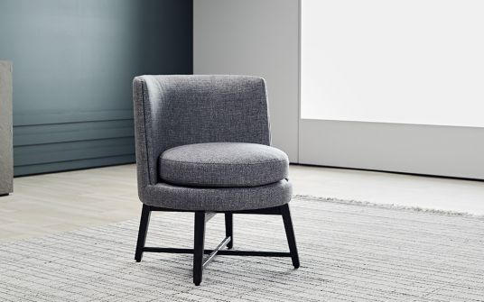 Marien fabric armchair