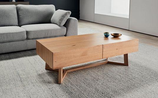 Tropea Australian oak coffee table